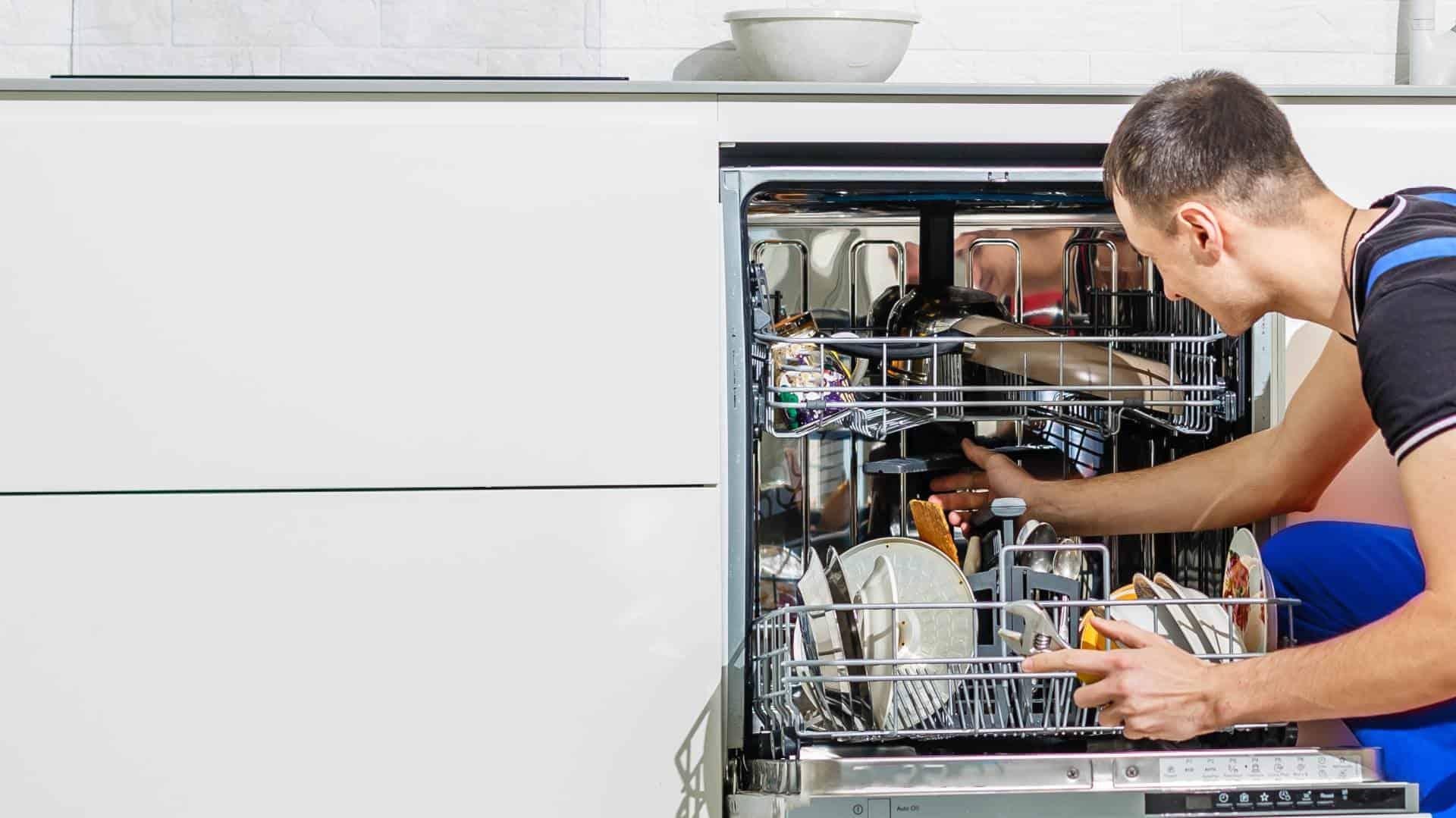 Dishwasher Repair Brisbane Same Day Repair 12 Month Warrenty