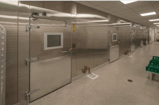 Cool Room or Cold Storage Room Repair