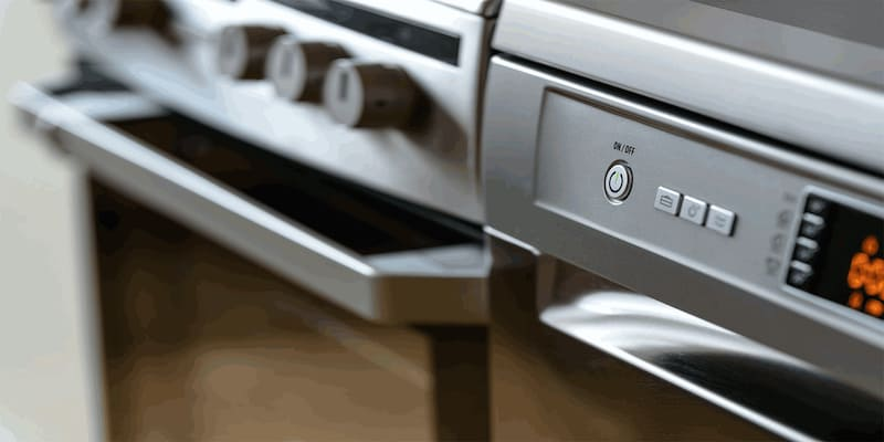 Commercial Appliance Repairs, Ovens, Dryers, Washers