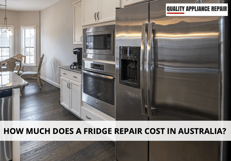 How much does a fridge repair cost in Australia?