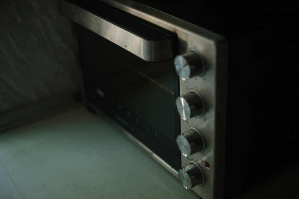 elective oven that has defective heating element