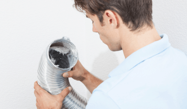 How Do You Unclog A Dryer Vent?